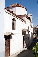 St Spiridonas Nafplio
