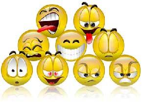Emoticonos para el facebook
