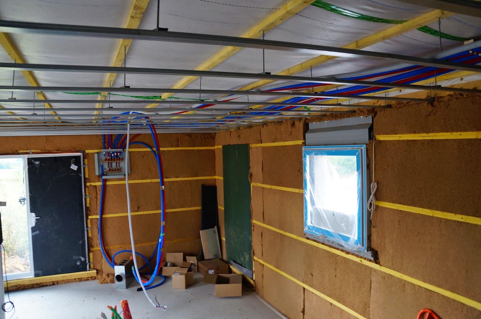 Notre maison wooden - Evacuation eaux usees maison ...