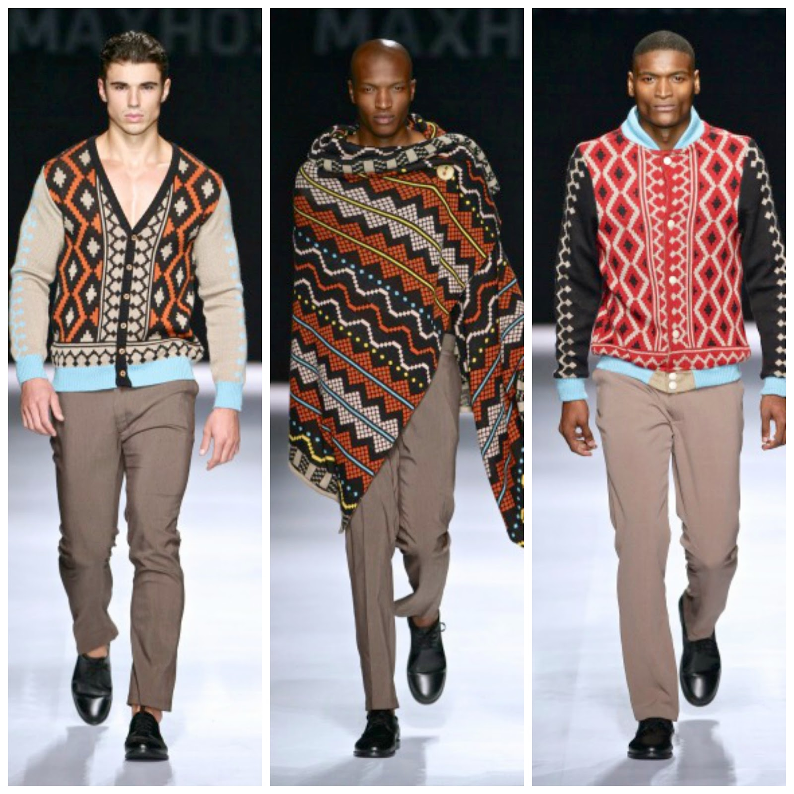 LADUMA NGXOKOLO | MERCEDES BENZ FASHION WEEK 2014