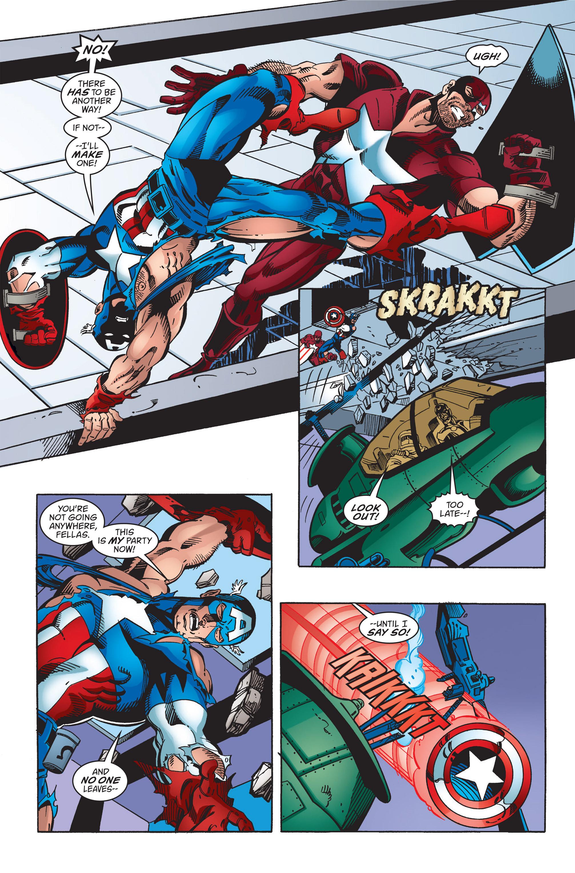 Captain America (1998) Issue #38 #45 - English 20