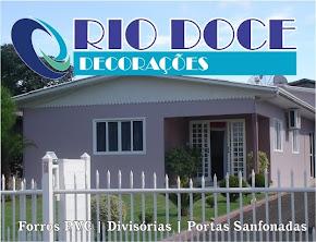 RIO DOCE DECORAÇÕES