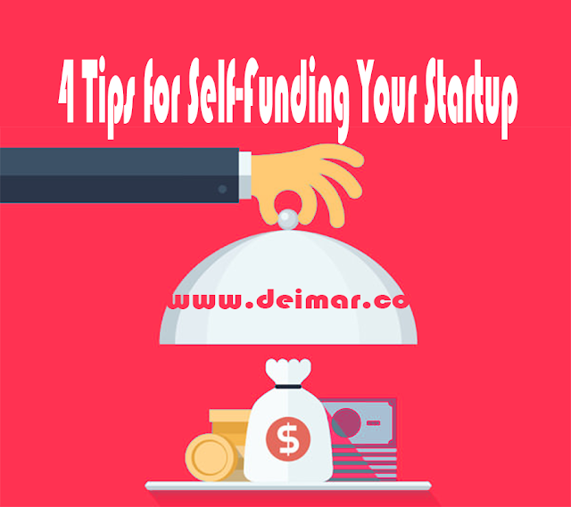 4 Tips for Self-Funding Your Startup