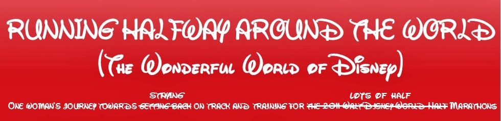 Running Halfway Around the World (The Wonderful World of Disney)