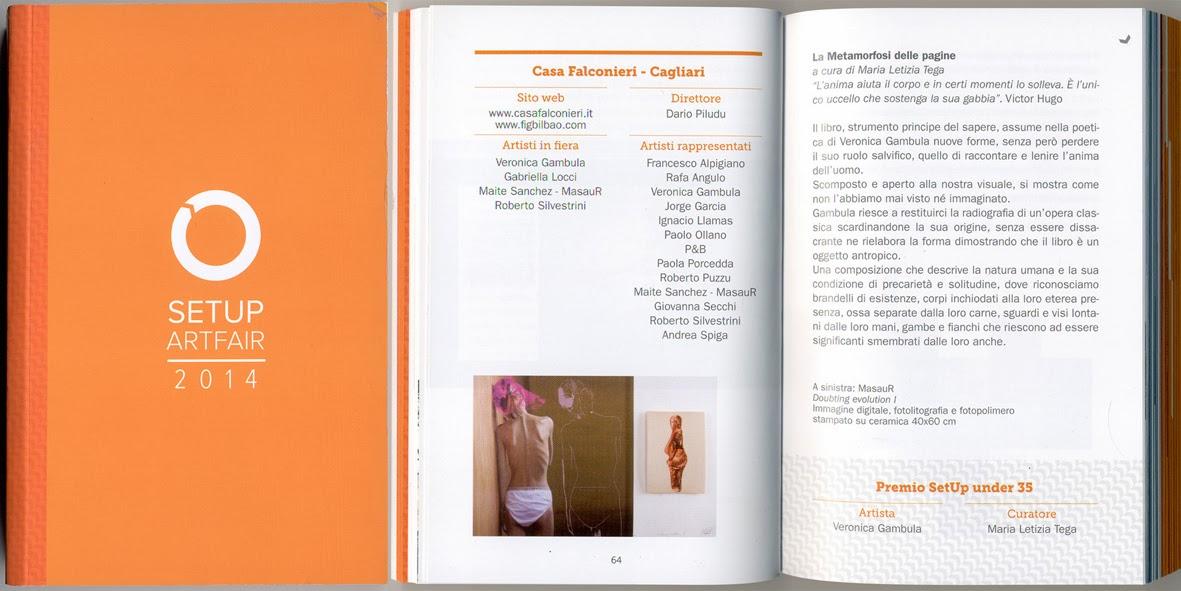 SetUp-Art-Fair-Bologna-catalogo-oficial-Pagina-Casa-Falconieri-obra-MasauR