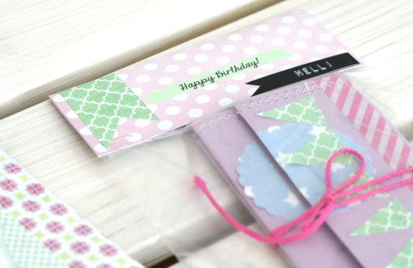 Kreative Geschenkverpackungen zum Selbermachen