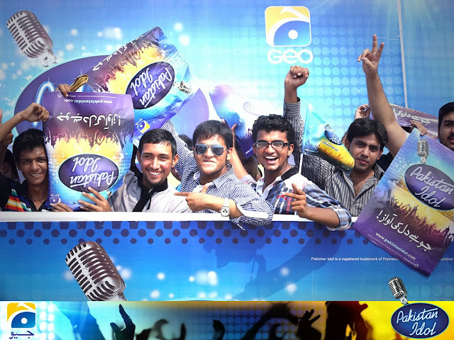 Pakistan Idol contestants