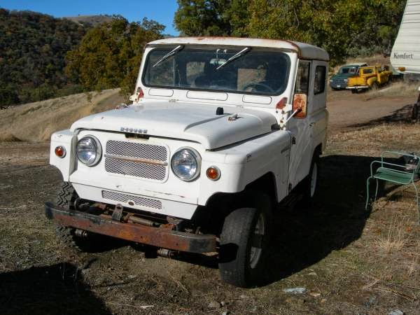 1966 Nissan Patrol for Sale - 4x4 Cars