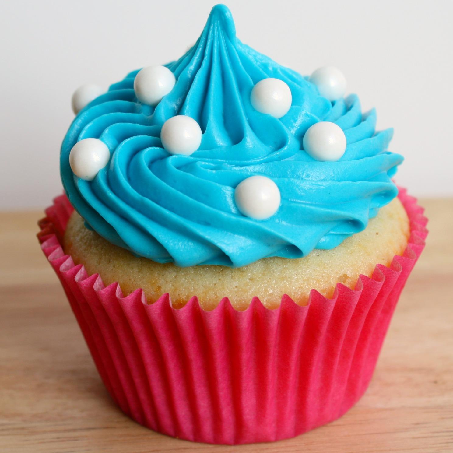 Vinilla Cupcakes