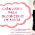 Campanha para Blogueiras de Moda - Vote em mim!