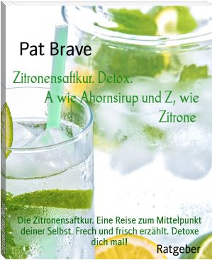Tagebuch Zitronensaftkur hier erhältlich