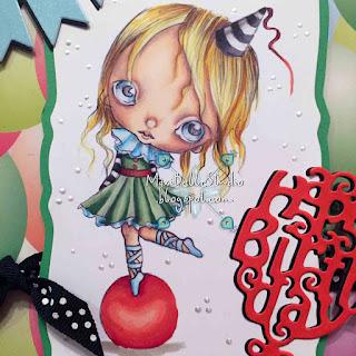Ppinkydolls Circus Girl