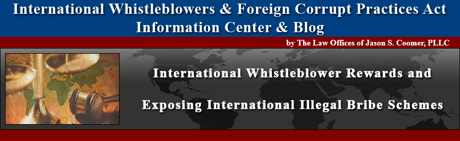 International Whistleblowers Blog