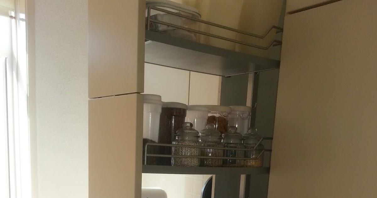 Apothekerskast Keuken Ikea : Landelijke stijl en inrichting: Keuken apothekerskast