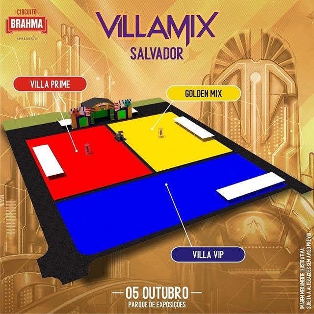 VILLA MIX SALVADOR