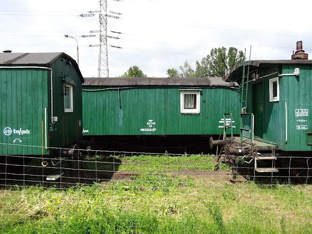 Wagony mieszkalne serii XH