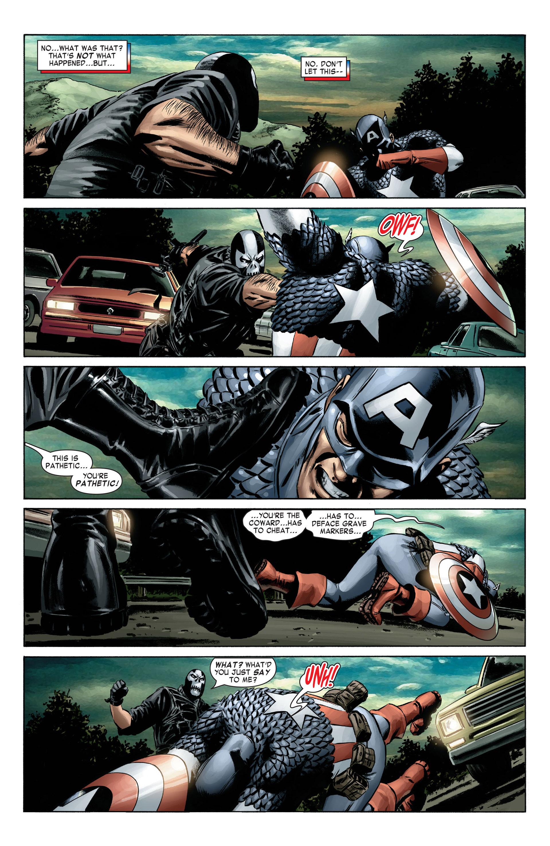 Captain America (2005) Issue #4 #4 - English 19