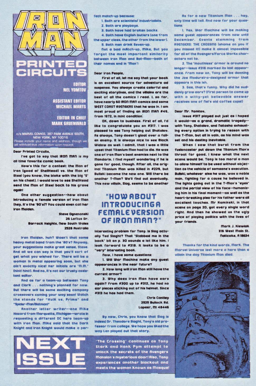 Captain America (1968) Issue #398f #336 - English 34