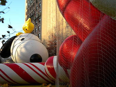 Snoopy and Woodstock Balloon