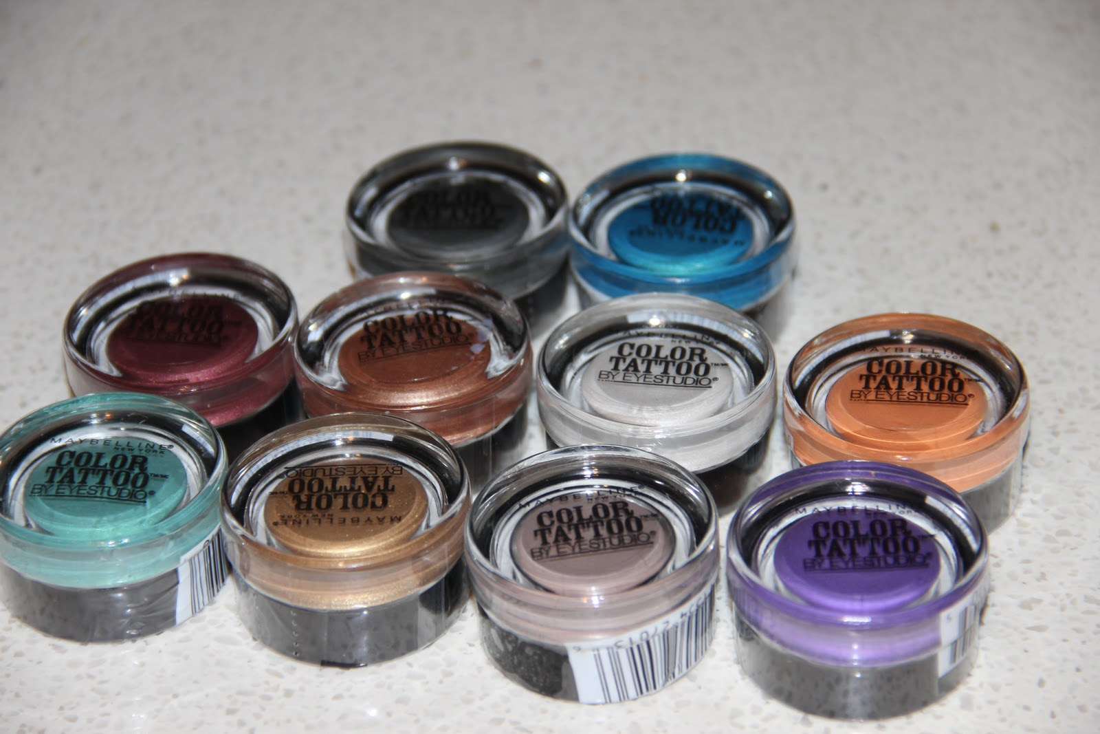 is not caused it is maybelline color 24