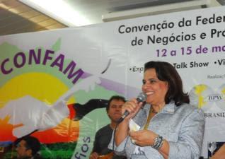 SUELI BATISTA eleita presidente BPW Brasil