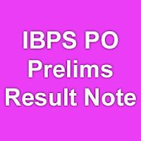 PO MT Recruitment 2015 Result