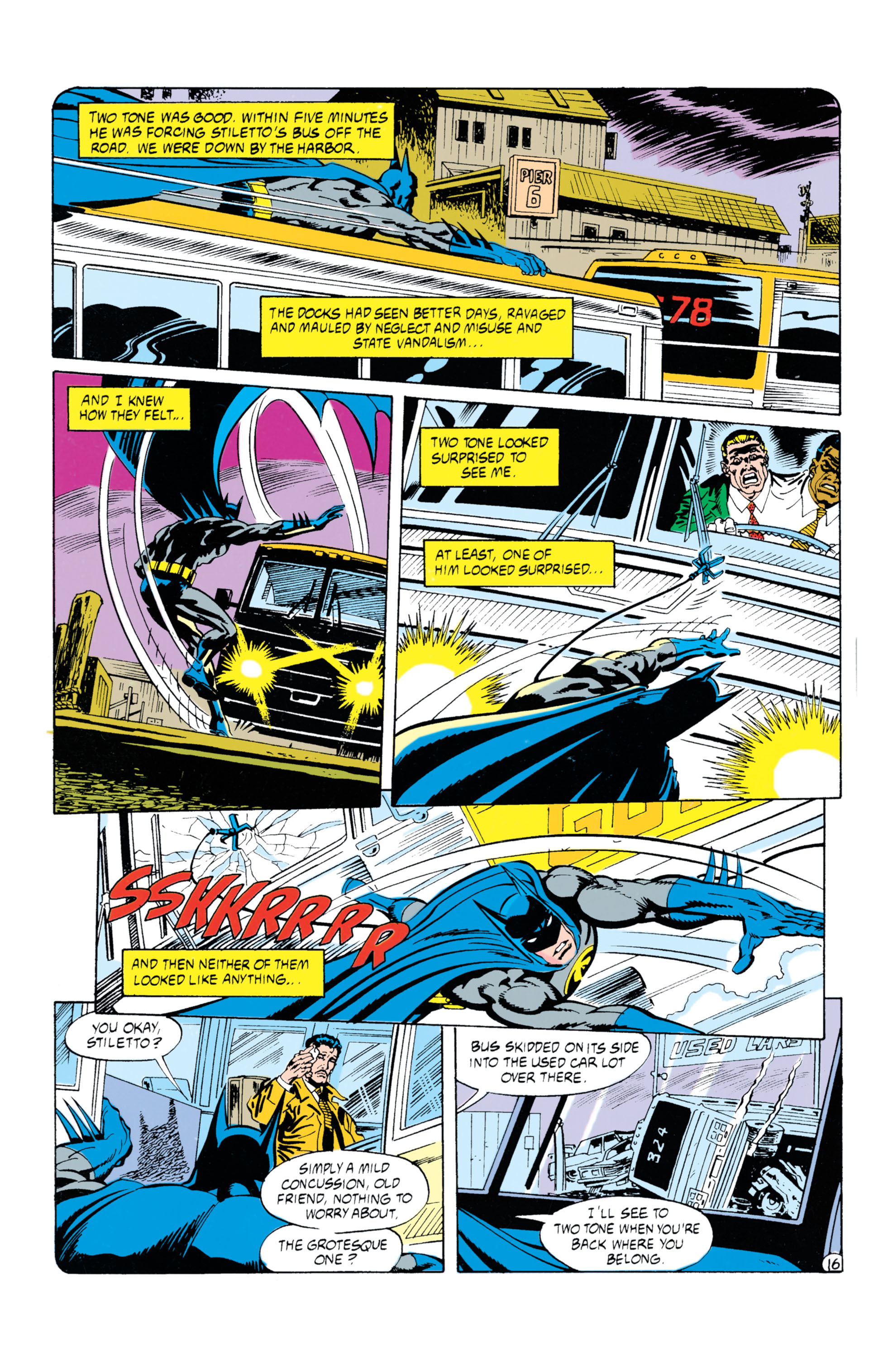 Detective Comics (1937) Issue #630 Page 17
