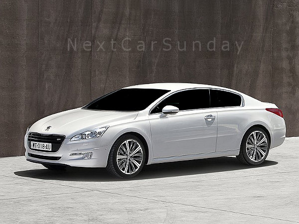 next car sunday peugeot 508 coupe outdoor. Black Bedroom Furniture Sets. Home Design Ideas