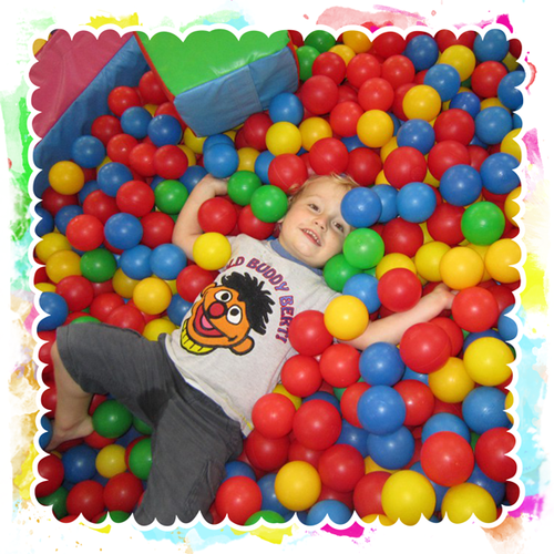 Geronimo Festival 2016 Ball Pit
