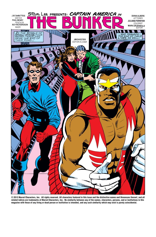 Captain America (1968) Issue #299 #227 - English 2