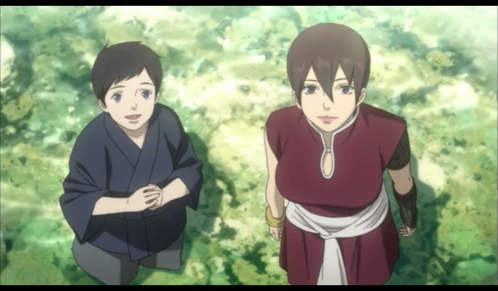 The Anime Guardians Moribito Guardian Of The Spirit