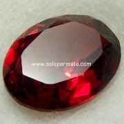 Batu Permata Almandine Garnet - Kode 05A03