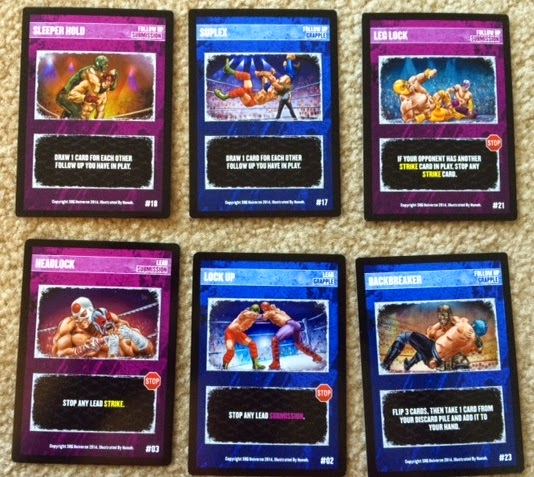 SuperShow cards