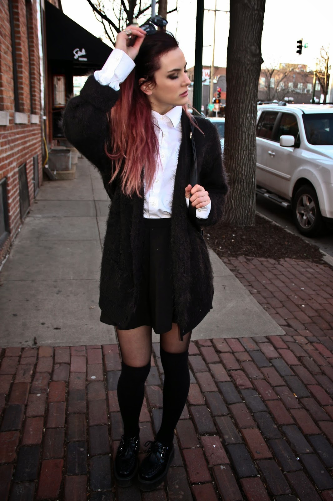 the gallery for gt knee high socks outfits pinterest