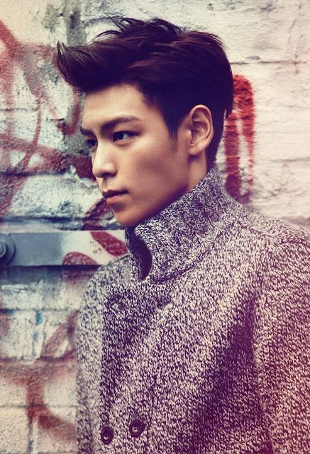 Big Bang T.O.P Calvin Klein 1st Look 2