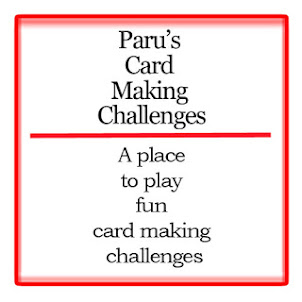 Parus Card Making Challenges