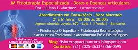 JM Fisioterapia especializada em dores e doenças articulares