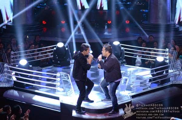 Nino Alejandro wins The Battles vs Karl Tanhuenco on 'The Voice PH'