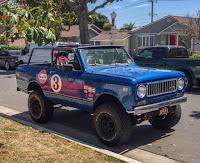 1974 International Scout Ii Auto Restorationice