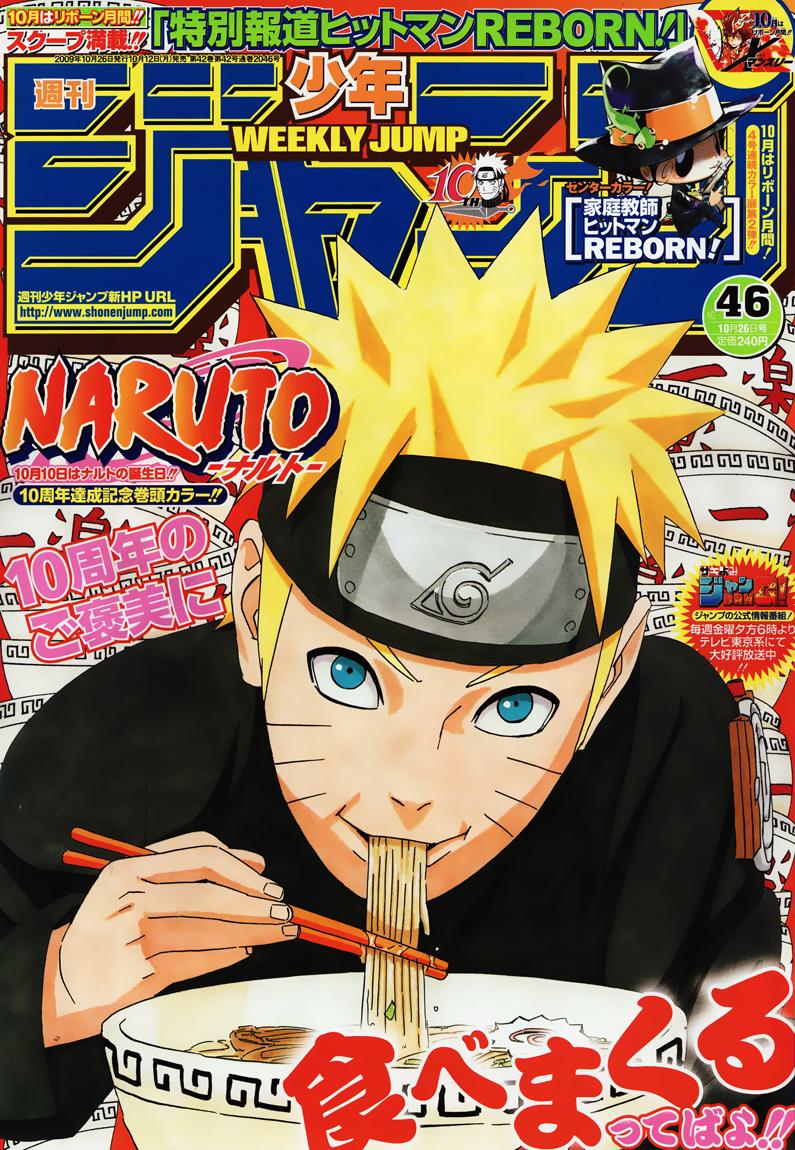 Naruto chap 467 Trang 1 - Mangak.info