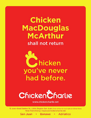 McDonalds Chicken