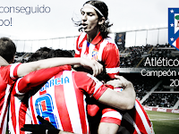 Atletico Madrid Juara Liga Spanyol