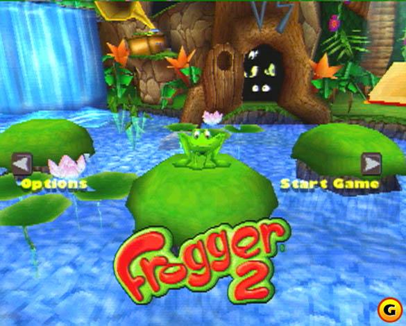 frogger 2 online