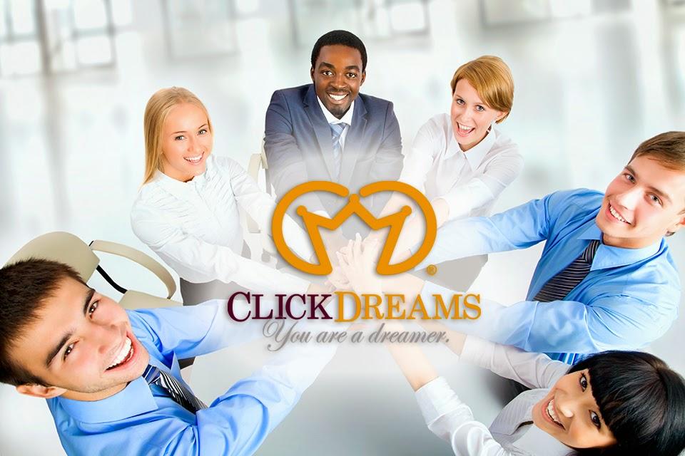 CLICK DREAMS Como Funciona para Ganhar Dinheiro