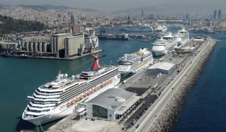Los mejores top 10 puertos cruceros m s importantes espa a - Puerto de vigo cruceros ...
