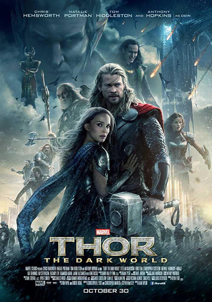 Download Thor The Dark World 2013 x264 720p Esub BluRay Dual Audio English Hindi GOPISAHI Torrent