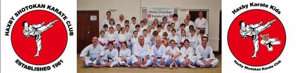 Haxby Shotokan Karate Club - in the media