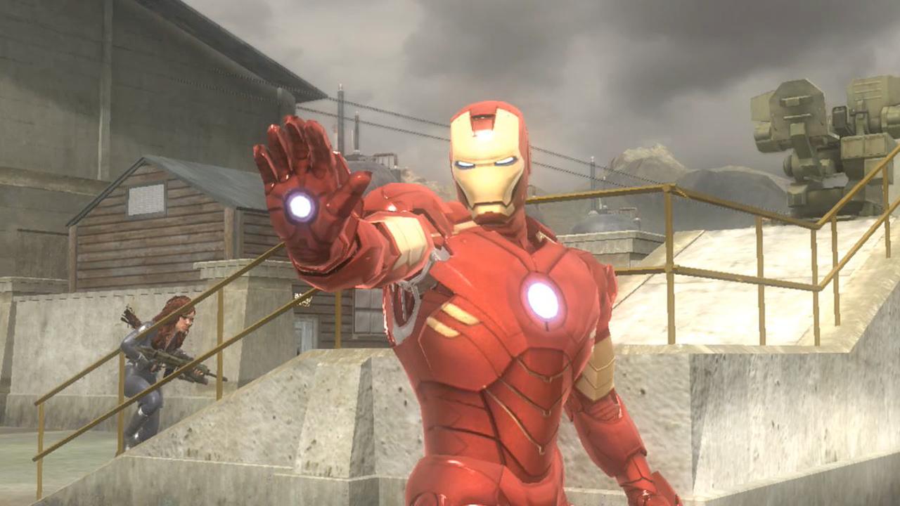 Iron Man 2: IRON MAN 2 (Highly Compressed) Download PC Game Full