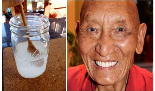 White and Strong Teeth until You Grow Old: Natural Formula from Tibetan Monks