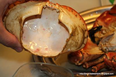 La cuina de sempre bou de mar farcit - Cal closca ...